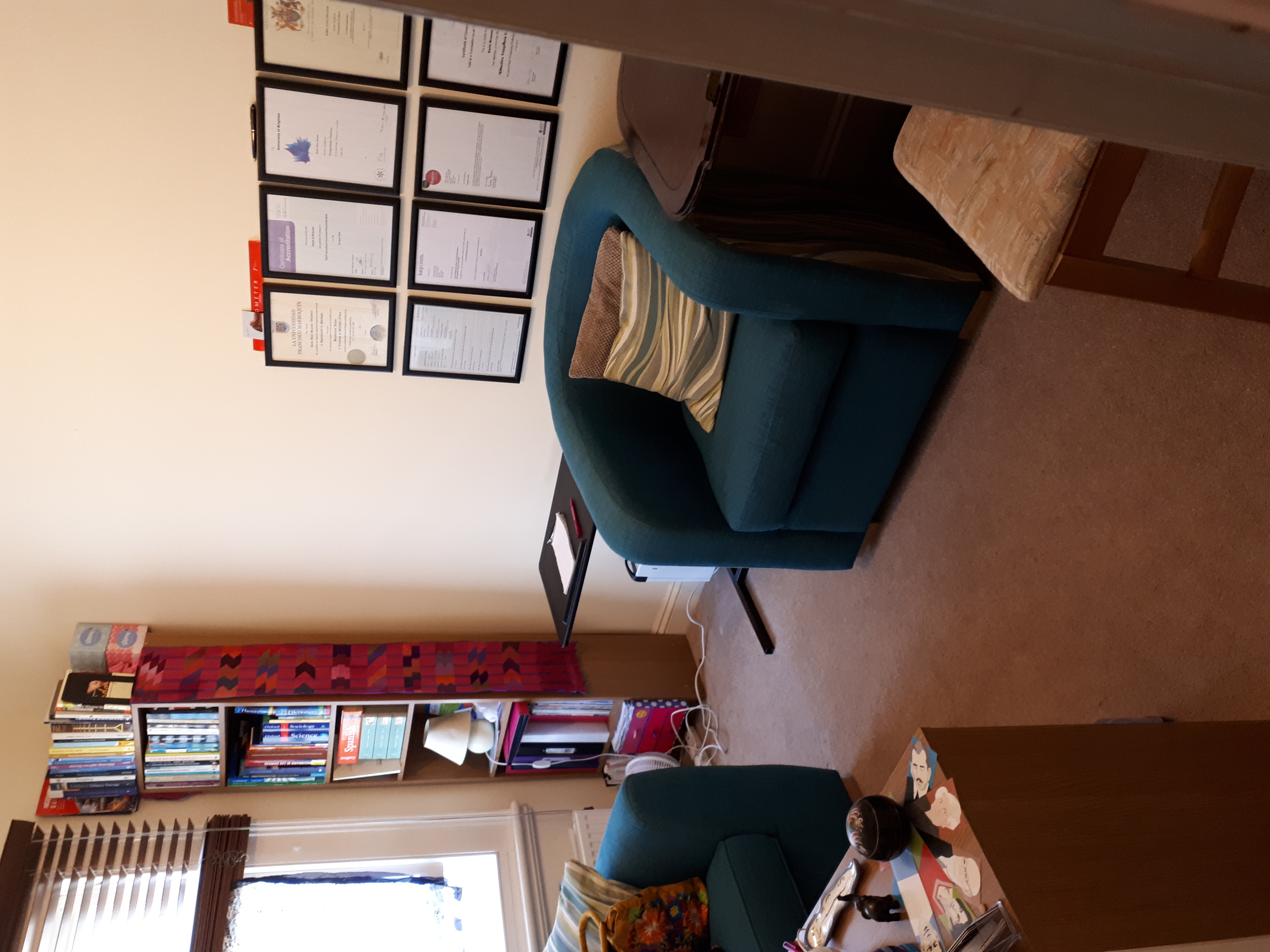Counselling Room Set Up Uk