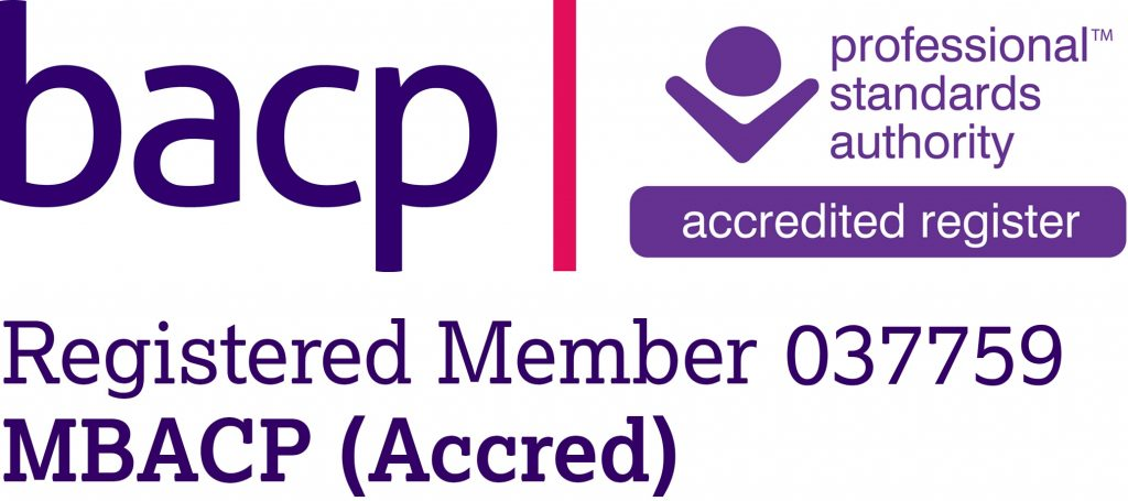BACP Accredited , Registered Therapist